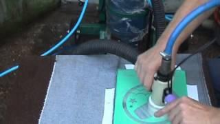 Беспылевая пескоструйка проба(Беспылевой пескоструйный аппарат для обработки стекла и камня http://nideng.umi.ru/, 2013-09-01T21:08:16.000Z)