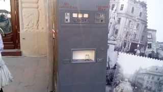 Обзор Автомата по продаже газированной воды времен СССР с сиропом и без