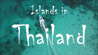 Islands in Thailand - the Ultimate Thailand Travel Guide
