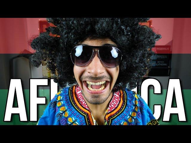 Zoznamka Afro