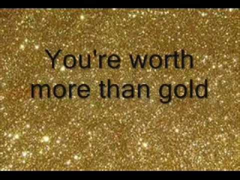 "Britt Nicole - ""Gold"" with lyrics"