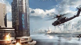 Battlefield 4 Skyscraper Demolition Multiplayer PC Gameplay 1080p