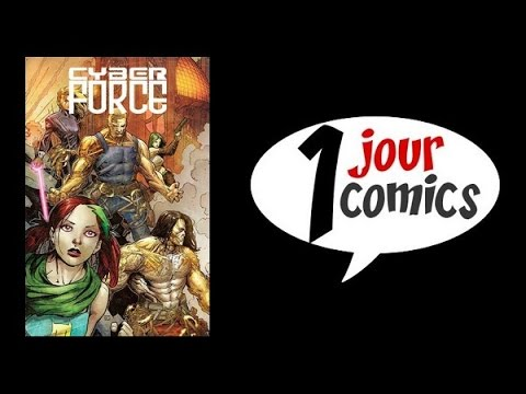 1 JOUR : 1 COMICS #261 (Cyber-Force Artifacts #0)
