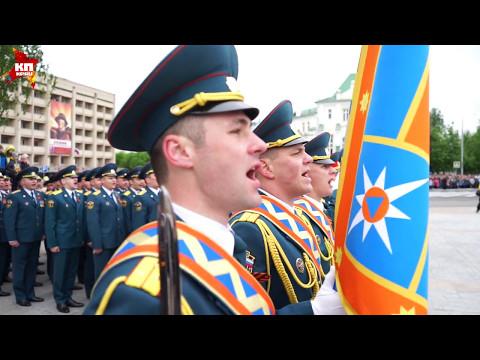 Парад Победы в Орле