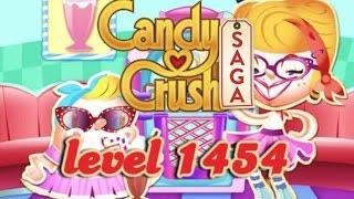 Candy Crush Saga Level 1454
