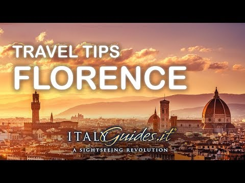 Planning your travel in Florence Italy? | Florence travel guide and tips: 1 of 4