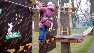 видео Городской парк аттракионов Калуга-Парк