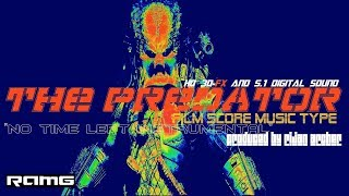 "Film Score Music Theme - The Predator - ""No Time Left Instrumental"" - Produced by Rijan Archer"