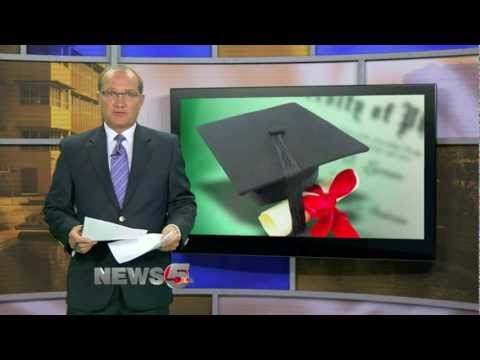 Over-Educated Grads (4-24-2012 KOAA News 5 at 6PM)