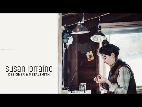 Susan Lorraine Jewelry - Artist Brand Film - Seattle Videographer