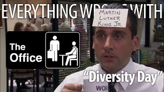 "Everything Wrong With The Office ""Diversity Day"""