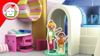 Playmobil Film Familie Hauser - Das verrückte Haus - Spielzeug Video für Kinder