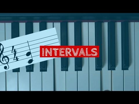 Intervals S1 - E7  Theory Lesson