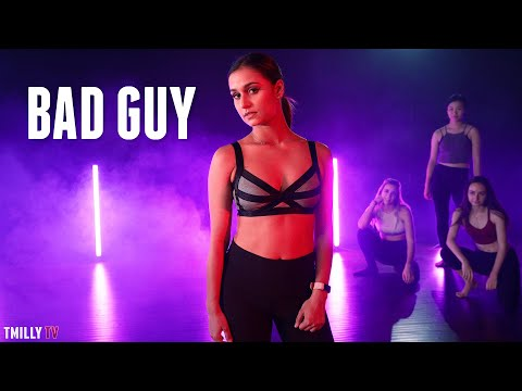 Bad Guy by Billie Eilish | Erica Klein Choreography
