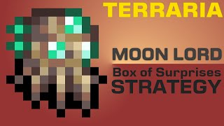 "Terraria Moon Lord Kill - ""Box of Surprises"" strategy (still working as of 1.3.0.8)"