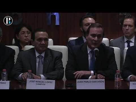 """Castañón: """"Envía un mensaje grave a los mercados internacionales y a los inversionistas"""""""