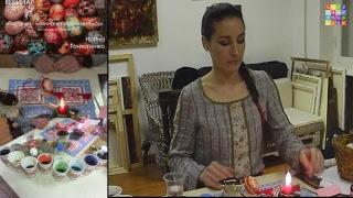Бесплатный Видео урок Писанки - миниатюрная живопись