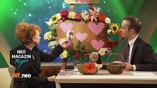 Promi-Tinder mit Sibylle Berg   NEO MAGAZIN ROYALE mit Jan Böhmermann - ZDFneo