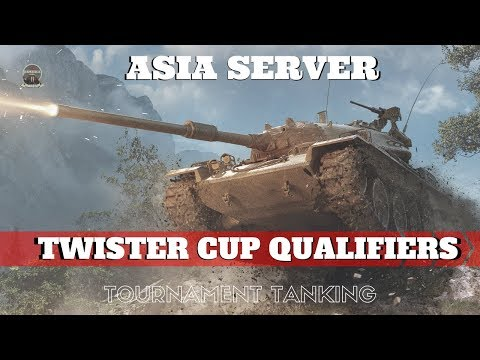 ASIA SERVER TWISTER CUP FINAL SERIES