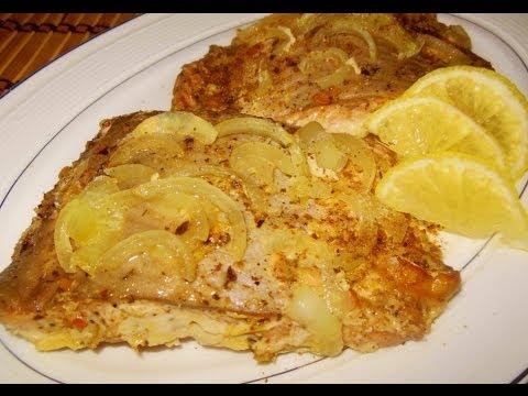 Как солить рыбу,семгу,форель ,лосось - YouTube