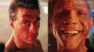 Louis (Van Damme) vs Sandman