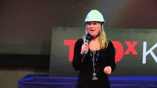 Pride beyond the norm:Åsa Petersen at TEDxKiruna