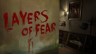 MELTING PAINTINGS | Layers of Fear Gameplay (Indie Horror Game)