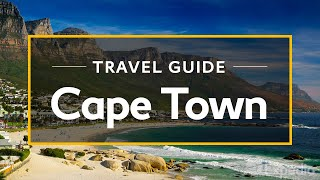 Cape Town Vacation Travel GuideExpedia (4K)