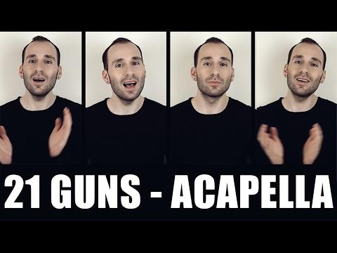 21 Guns  Green Day TTBB Acapella
