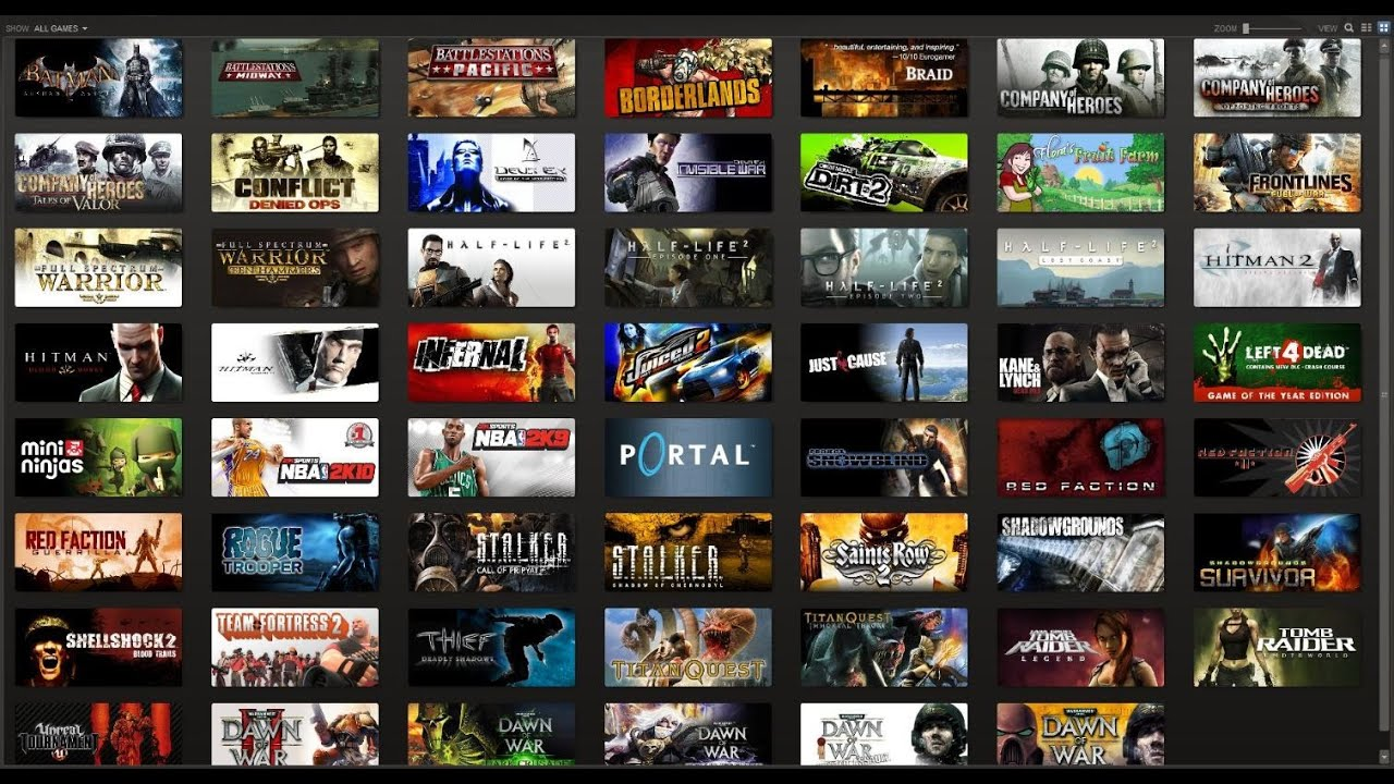 Let's face it, if you're a PC gamer, there are too many games to play and not enough money in our wallets to buy everything that catches your eye. That is, unless you manage to catch the right discounts in the Steam pav-testcode.tk Steam marketplace has a massive library of PC titles, and, like a lot of other online retailers – Amazon comes to mind – runs ongoing sales and deals on countless.