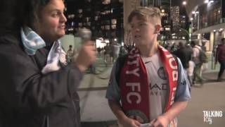 Fan Reactions | Melbourne City 4 Melbourne Victory 1