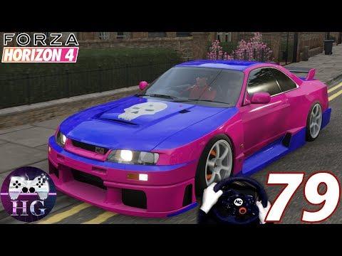 ITA - Forza Horizon 4. Nissan GT-R LM in corse su strada. thumbnail