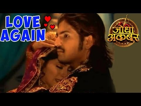 Jodha Akbar : Akbar And Ruqaiya's HOT LOVE Scene | 13th June 2014 FULL EPISODE