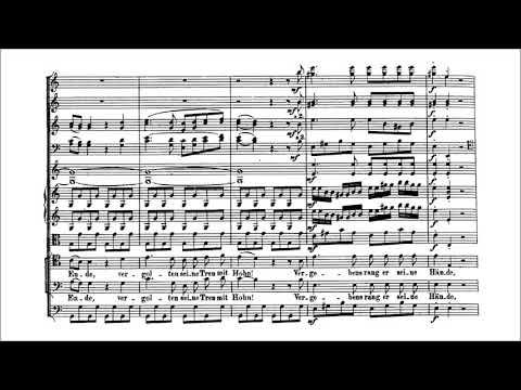 Wolfgang Amadeus Mozart – Die Zauberflöte (The Magic Flute), K. 620 {Act II} [With score]