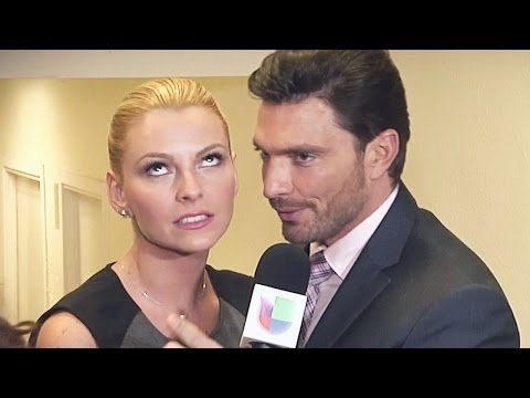 Marjorie de Sousa reveló cómo es trabajar junto a su ex novio Julián Gil thumbnail