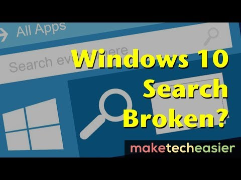 Windows 10 Start Menu Search Not Working? Here's the Fix