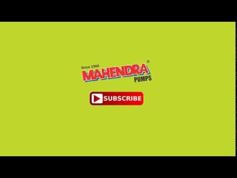 Mahendra Pumps Performance Video