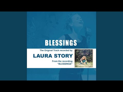 Blessings (Performance Track with Background Vocals)