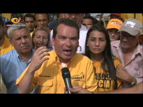 Guanipa: El 6D los venezolanos vamos a hacer la única cola que haremos con gusto
