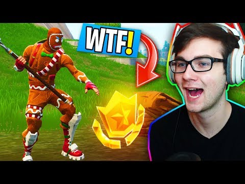 SECRET *LOCATION* FOUND IN FORTNITE! (Search Between Stone Circle, Wooden Bridge, Red RV Challenge)
