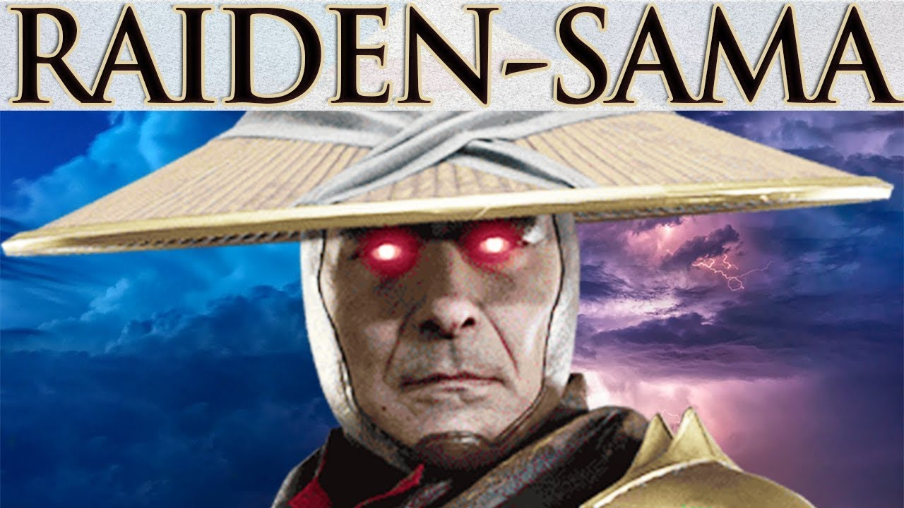 Raijin Japanese Thunder God Myth Behind Mk S Raiden Behind The Lore Myth Stories Youtube