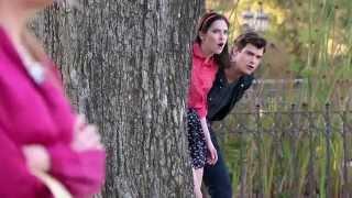 Violetta 3 - Diego y Francesca escuchan la conversación de Ludmila con Priscila (Ep 54) HD