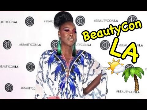 BEAUTYCON LOS ANGELES 2019  | Fumi Desalu-Vold thumbnail
