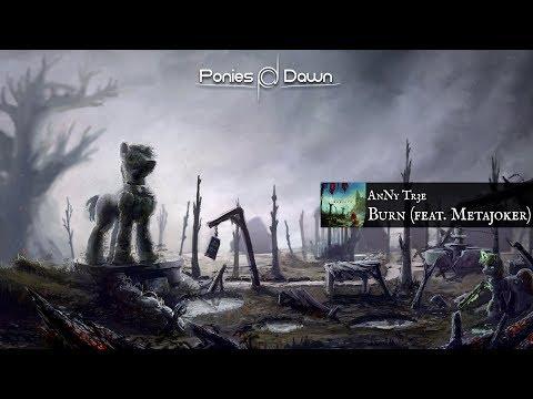 AnNy Tr3e - Burn (feat. Metajoker) [Progressive House]