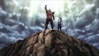 The theme song of Toyotomi Hideyoshi from Sengoku Basara ni (two), ...