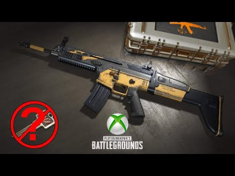 Weapon Skins Missing Keys | Console Player 🔴 Live PUBG Xbox