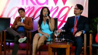 UNCUT: KC Concepcion faces intrigues