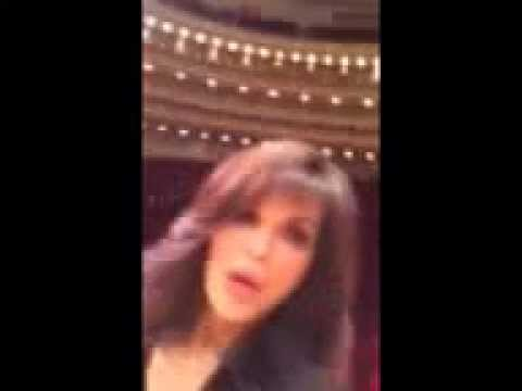 Soundcheck @ Carnegie Hall