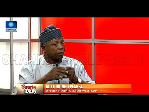 President Buhari Has No Moral Right To Seek Re-election - Pearse |Sunrise Daily|