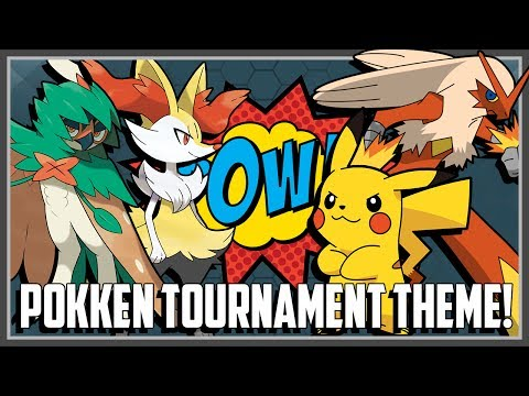 Pokemon Theme Battle - Pokken Tournament! Ft. Original151
